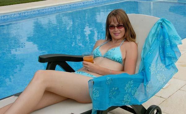 Gite avec piscine chauffée privée