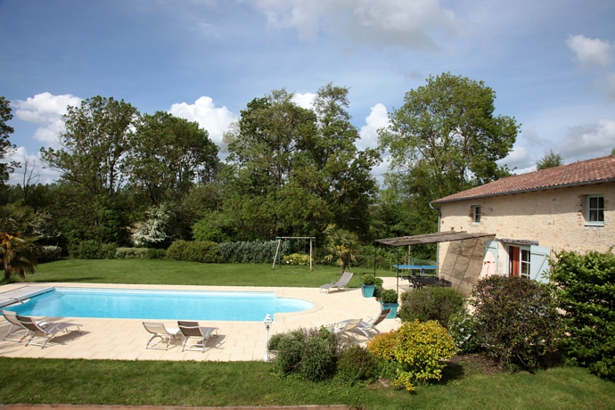 "A luxury villa in vendee nearby the river ""le Loin"""
