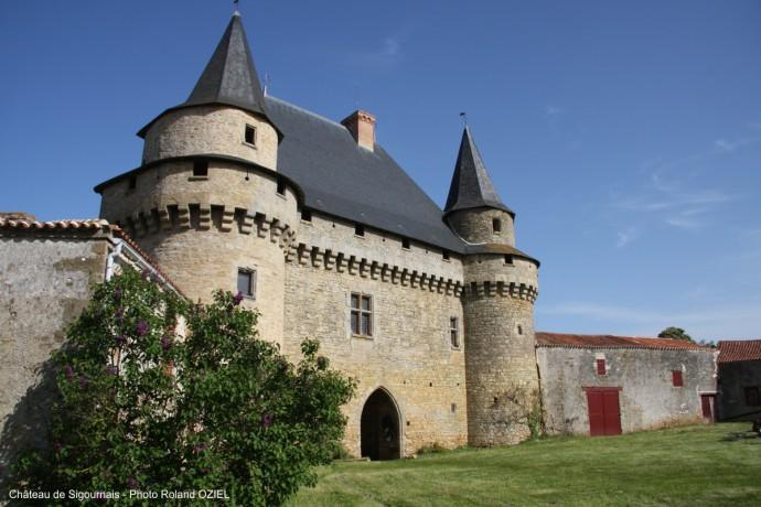 Chateau de Sigournais