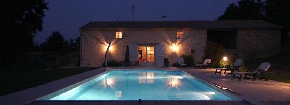 Gite de luxe en Vendée