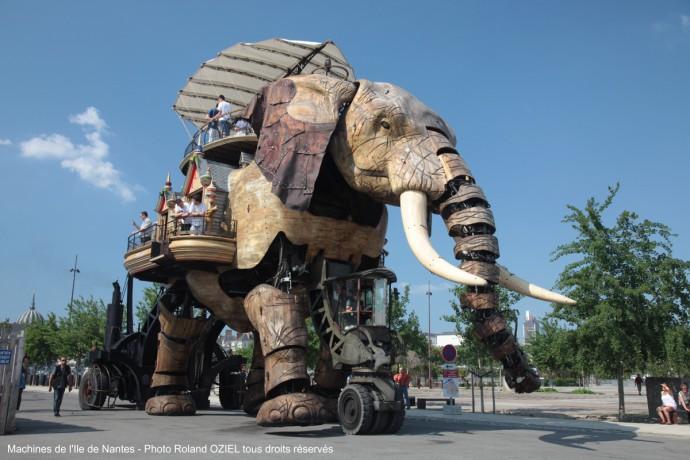 Nantes et les Machines de l'Ile